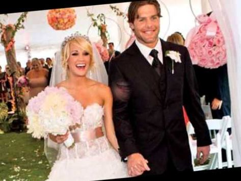 Carrie Underwood's Wedding Day - YouTube