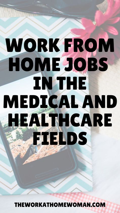 High Paying Work-From-Home Healthcare Careers for Women