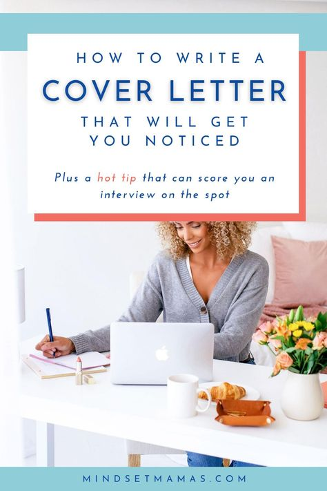The Cover Letter Template That Will Push You to the Top of the Candidate List