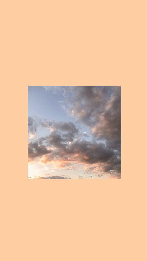 Lock Screen Artsy Sunset Wallpaper