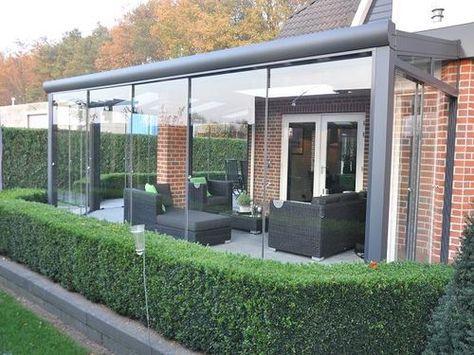 fasada ALU Terrassendach mit VSG Glas 7,00 x 4,00 m Top Qualität - auswahl materialien terrassenuberdachung