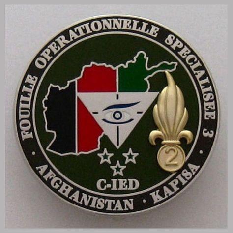 Patch Legio Patria Nostra Legion Etrangère Ecusson