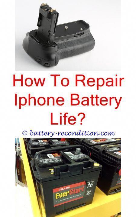 How To Recondition Nimh Batteries Battery Repair Apple 6 Plus Samsung S5 Battery Drain Fix Battery Reconditioni Android Battery Iphone Battery Battery Repair