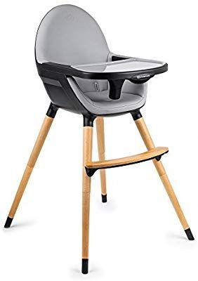 Kinderkraft Fini Chaise Haute Pour Enfant Baby Chaise Haute Combinee Chaise Haute Evolutive Modulables Amazon Fr Bebes Puericulture