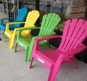 Plastic Chairs Cheap Best Outdoor Plastic Chairs Yellow