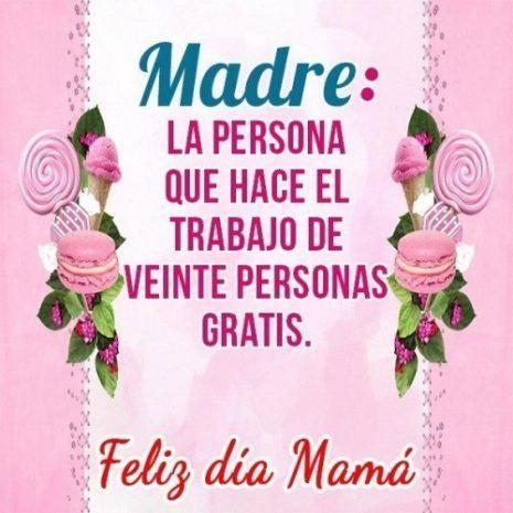 Imágenes De Felíz Día Mamá Para Compartir En El Whatsapp