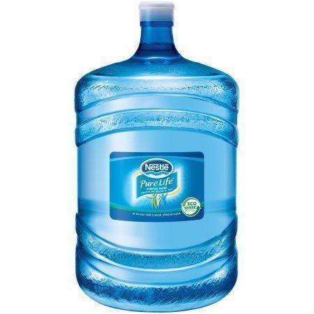 Nestle Pure Life Purified Water Empty 5 Gallon Bpa Free Plastic Jug Plasticjugs Nestle Pure Life Purified Wate In 2020 Nestle Pure Life Plastic Jugs Bpa Free Plastic