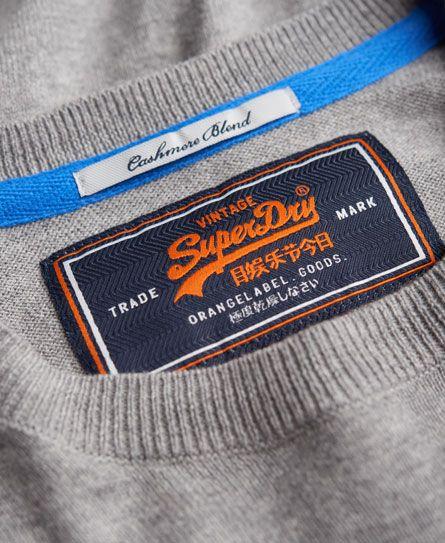 Superdry Orange Label Crew