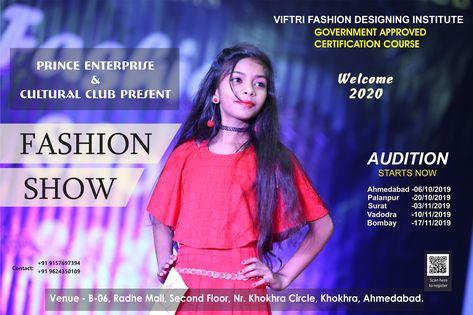 Prince Cultural Club Viftri Fashion Designing Institute Present S Fashion Show 2019 Multi Talent With Images Fashion Designing Institute Talent Show Fashion Design