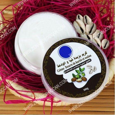 كريم بزبدة الشيا و الودعة Shea Butter Beauty Skin Care Routine Cream