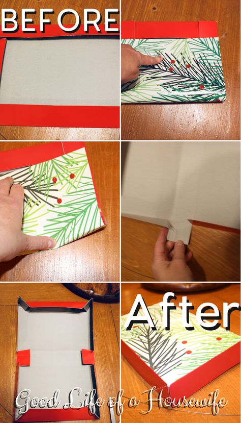 A christmas hack that anyone who has to wrap presents needs to know. It's a lifesaver for those odd, small gifts. #giftwrapping #giftwrappingideas #christmasideas #christmaswrapping #christmaswrappingDIY #christmaswrappingideas