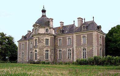 Loire Atl Port Saint Pere Chateau De Briord Xviiie S Loire