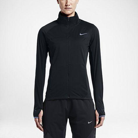 Nike Shield 2.0 Hardloopjack dames. NL