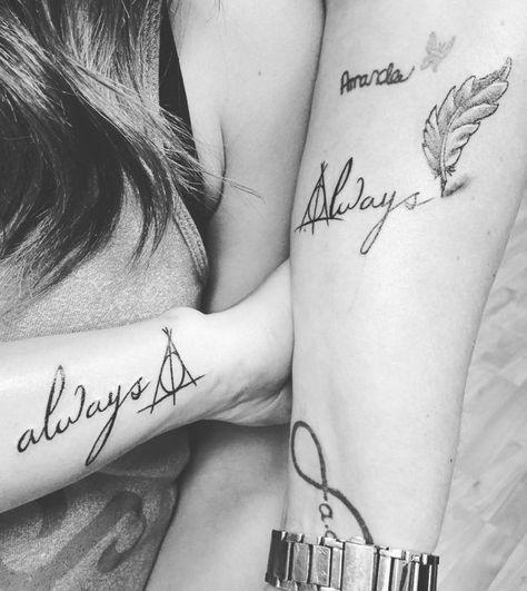 50 wahnsinnig verrückte Harry-Potter-Tattoos, die wirklich inspirieren - - #tattooideen