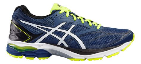 Asics Ds Trainer 19 Neutral Test Running Shoes Lime Gel