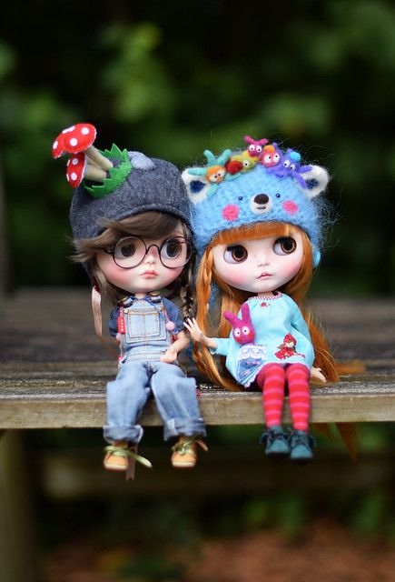 """Camille Custom Blythe from """"This is Emily"""" 
