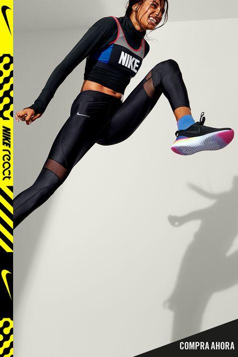 Seleccione colchón en el medio de la nada  Epic React Flyknit 2 Zapatillas de running - Mujer   Ropa fitness ...