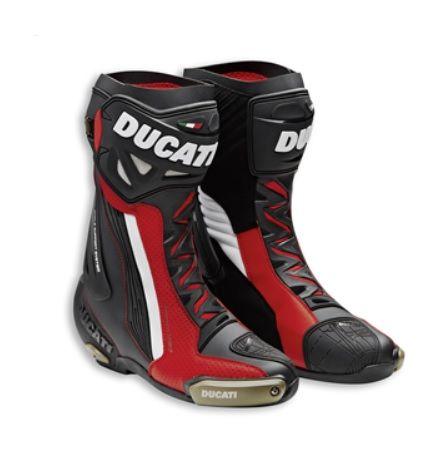 Ducati Corse City Technical short boots
