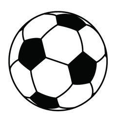 Soccer Ball Vector Sports Wall Art Car Wall Art Vector