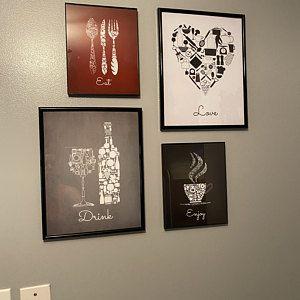 Pin On Kitchen Wall Art