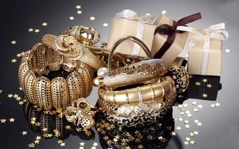Gold Jewelry Hd Wallpapers Hd Wallpapers Pop Golden