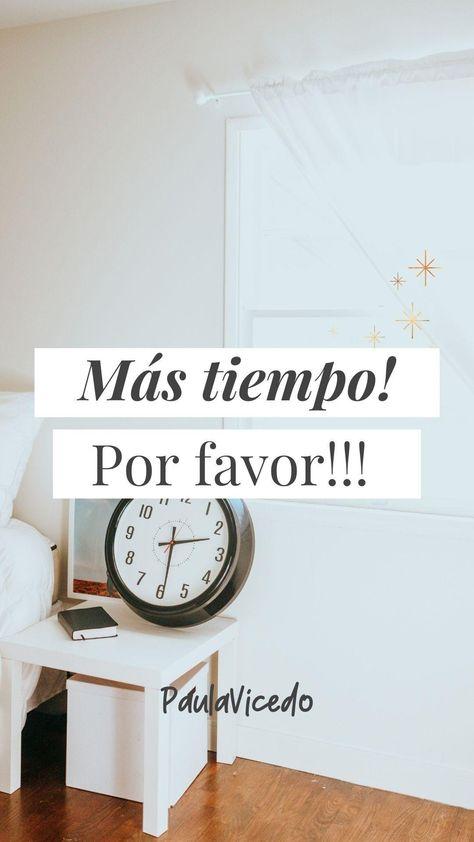 Más tiempo! Por favor!!!