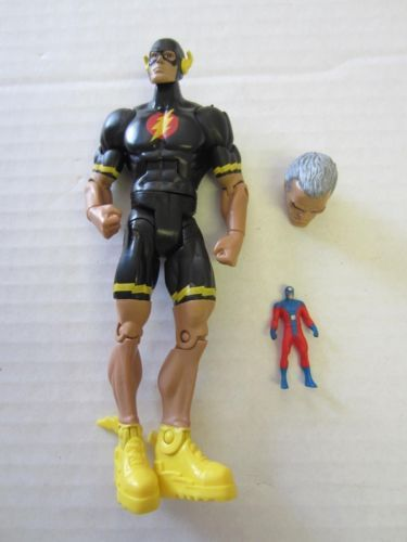 The Flash /& Atom DC Comics Multiverse The Dark Knight Returns