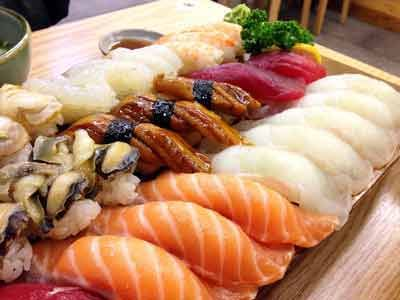 Vitamine D Voeding Food Best Sushi No Cook Meals