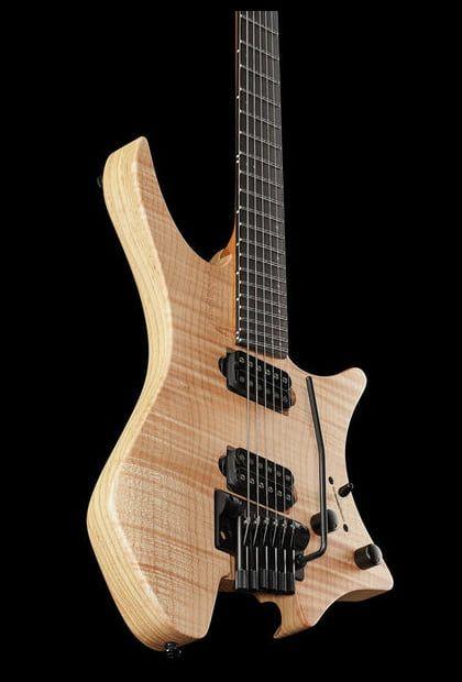Strandberg Boden Prog 6 Ebony Natural Diseno De Guitarra Disenos De Unas Musica