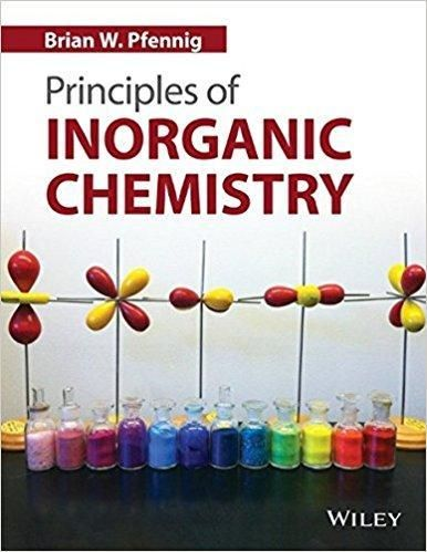 Principles of Inorganic Chemistry 1st Edition - PDF Version