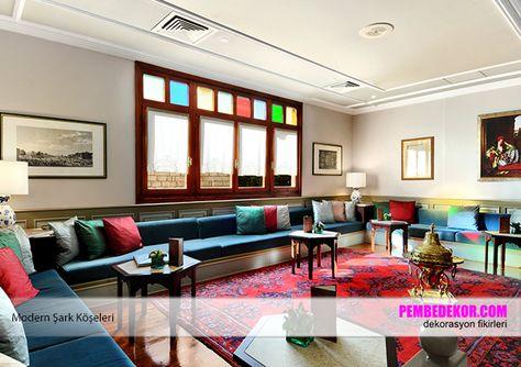 Wohnzimmereinrichtung farben  214 besten Oturma Odası & Salon Bilder auf Pinterest | Couches ...