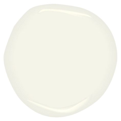 Benjamin Moore - Cloud White - Lightweight and luminous, this subtle, sophisticated shade of soft white is reminiscent of vapor clouds on a clear day. (This color is part of the Candice Olson Designer Picks collection.)