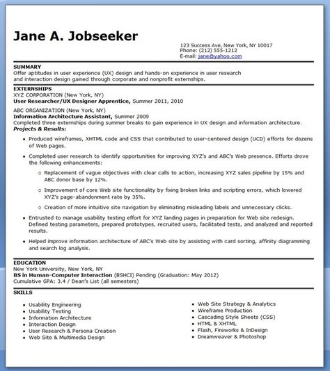 17 best images about Resume Template Professional on Pinterest - art director resume sample