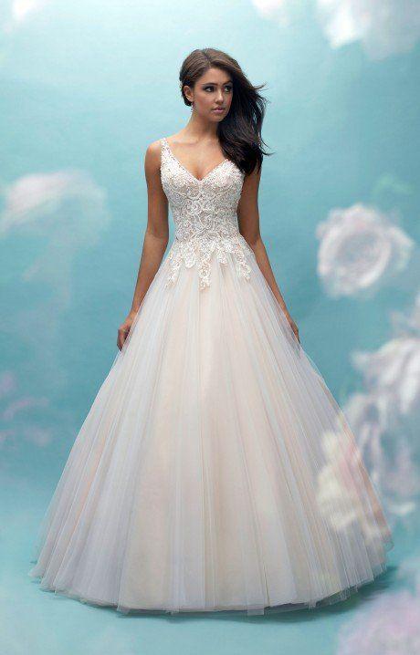 Allure Bridals 9459 Wedding Dress Allure Bridal Gowns Wedding Dresses Kleinfeld Ball Gowns Wedding