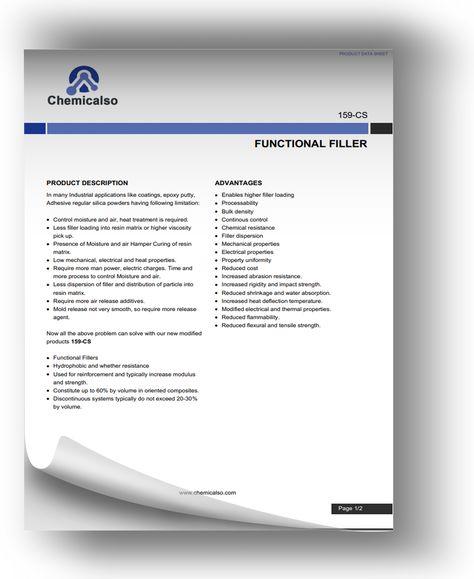 Chemical Varnish Datasheet Template This graphic designed template - product spec sheet template