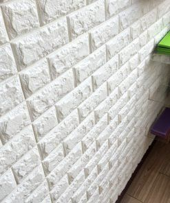 3d Self Adhesive Faux Foam Bricks Wallpaper Not Sold In Stores Wallpaper Decor Wall Stickers Wallpaper Wall Stickers
