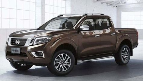 2017 Nissan Frontier Redesign And News 2016 2017 Cars Release Nissan Navara Nissan Frontier Nissan