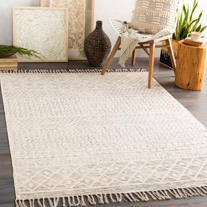 Surya July Row Hand Woven Rug Cotton Area Rug Area Rugs Wool Area Rugs