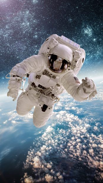 Astronaut Iphone Hd Wallpaper Space Iphone Wallpaper Astronaut Wallpaper Iphone Wallpaper Earth