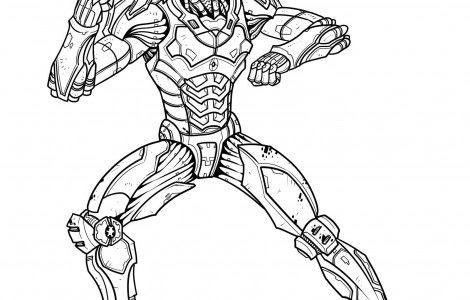 Sub Zero Mortal Kombat Coloring Page Animals