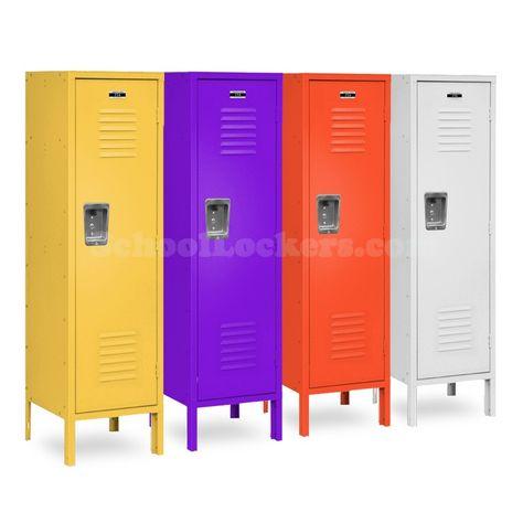 Large Kids Lockers With Images Kids Locker Lockers Kids Room