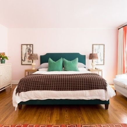 In Feng Shui Pink Is The Ideal Color For A Bedroom Because