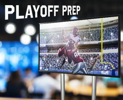 Get Ready For Game Day Shop 4k Digital Signage Packages And Video Wall Mounting Solutions At Displays2go Com In 2020 Digital Signage Digital Signs Signage
