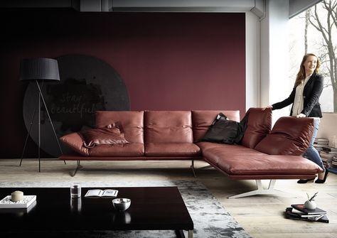 hoekbanken design hoekbank giulietta met eiland bankstel design rh pinterest com