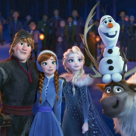 Disney Just Dropped a First Look at Sterling K. Brown's Handsome Character in Frozen 2