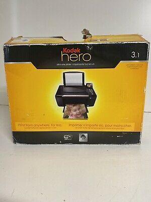 Kodak Hero 3 1 All In One Printer Wireless Copy Scan Kodak Hero All In One