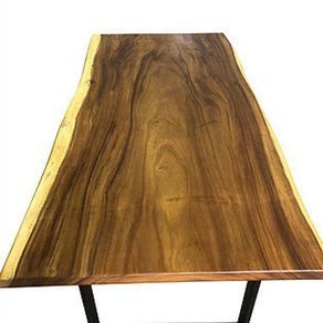 Live Edge Dining Table Guanacaste 7 Foot Live Edge Dining Table By Madison Northrup Live Edge Dining Table Table Round Dining Table
