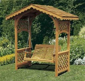 Perfect Outside | Pinterest | Garden Swings, Swings And Gardens