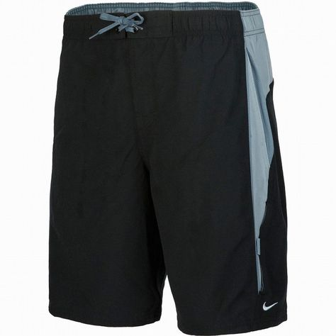 cfb648e601 Nike Core Content 9 inch Volley Water Shorts Large NESS6350 Swim Trunks # Nike #BoardShorts