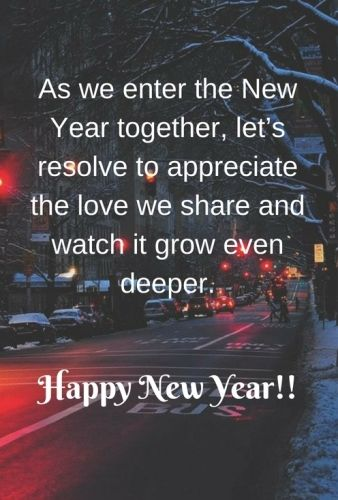 New Year Messages 2019 You Re Supposed To Let Go Of The Past And Start Off New You Are Suppo Quotes About New Year Happy New Year Quotes New Year Love Quotes